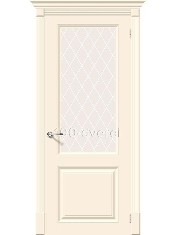 Дверь Эмаль 13 Cream