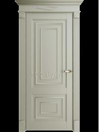 Межкомнатная дверь 62002 ДГ Светло-серая серена