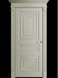 Межкомнатная дверь 62001 ДГ Светло-серая серена