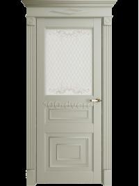 Межкомнатная дверь 62001 ДО Светло-серая серена