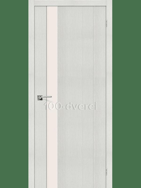 Дверь ЭкоШпон-11 Бианко Вералинга
