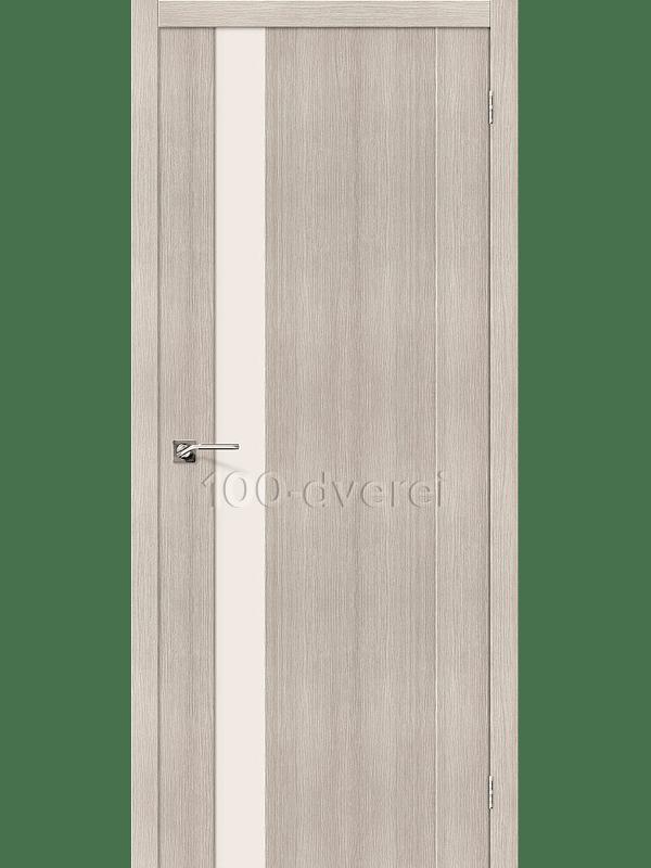 Дверь ЭкоШпон-11 Капучино Вералинга