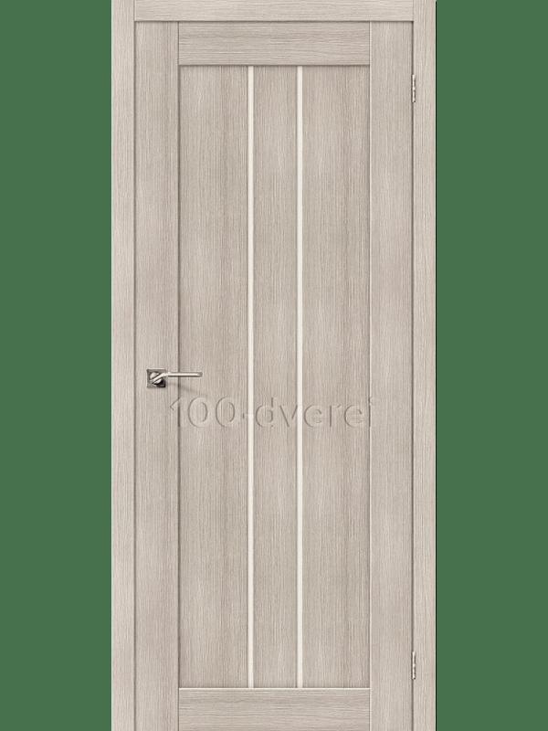 Дверь ЭкоШпон-24 Капучино Вералинга