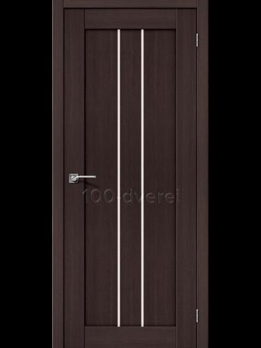 Дверь ЭкоШпон-24 Венге Вералинга