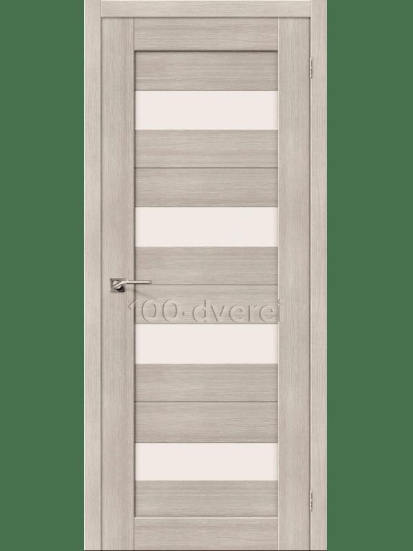 Дверь ЭкоШпон-23 Капучино Вералинга