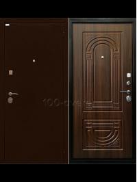 Дверь Входная Оптима 3К Орех Бренди