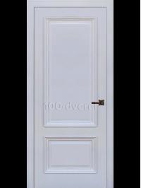 Межкомнатная дверь Неаполь 1 RAL 7047