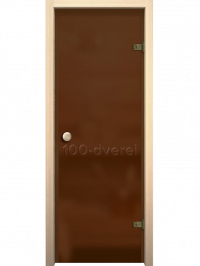 Дверь Кноб Е Бронза Сатинато