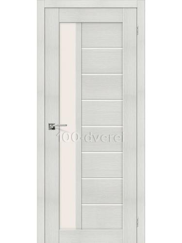 Дверь ЭкоШпон-27 Бианко Вералинга