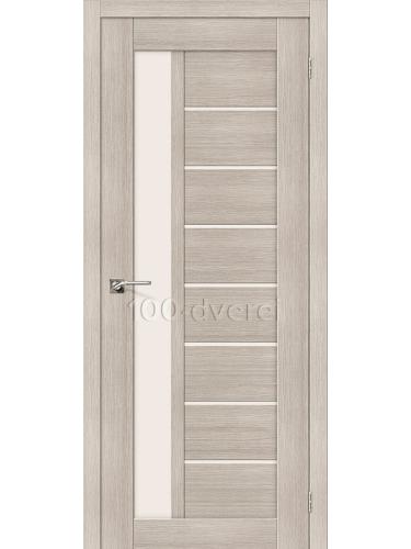 Дверь ЭкоШпон-27 Капучино Вералинга