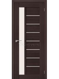 Дверь ЭкоШпон-27 Венге Вералинга
