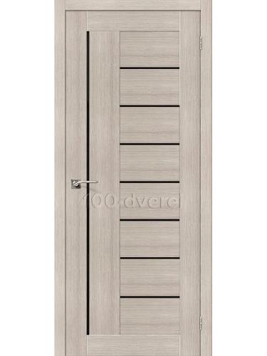 Дверь ЭкоШпон-29 BS Капучино Вералинга