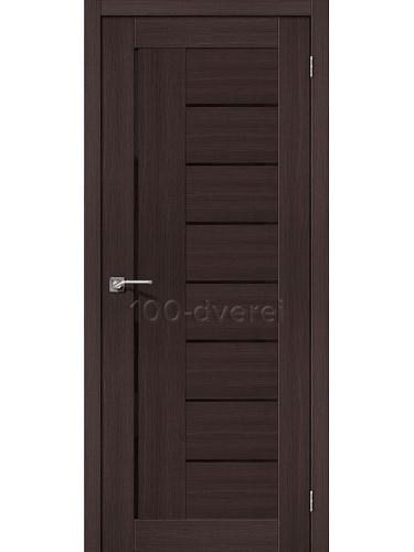 Дверь ЭкоШпон-29 BS Венге Вералинга