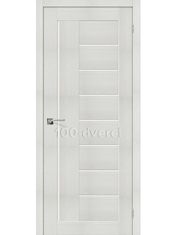 Дверь ЭкоШпон-29 Бианко Вералинга