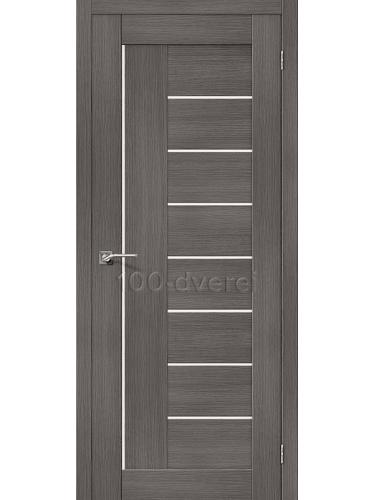 Дверь ЭкоШпон-29 Грей Вералинга