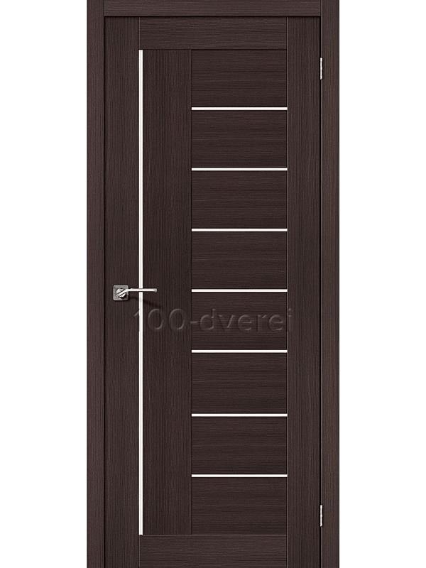 Дверь ЭкоШпон-29 Венге Вералинга