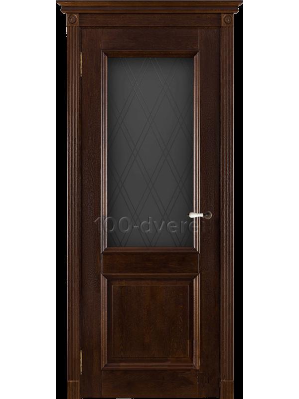 Дверь Афина Античный орех