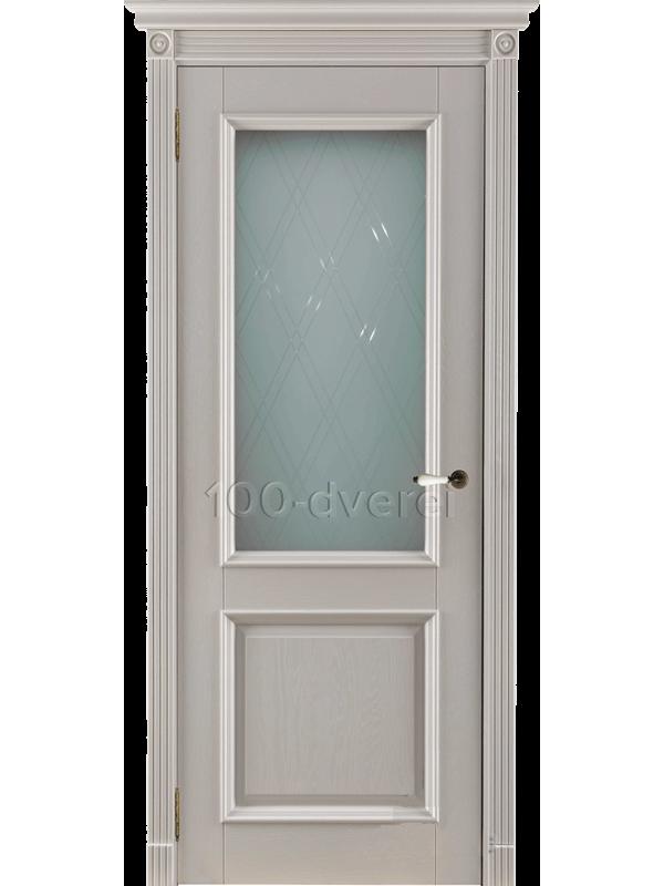 Дверь Афина Слоновая кость