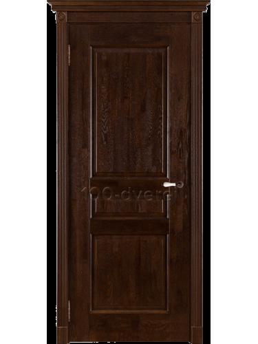 Дверь Виктория Античный орех