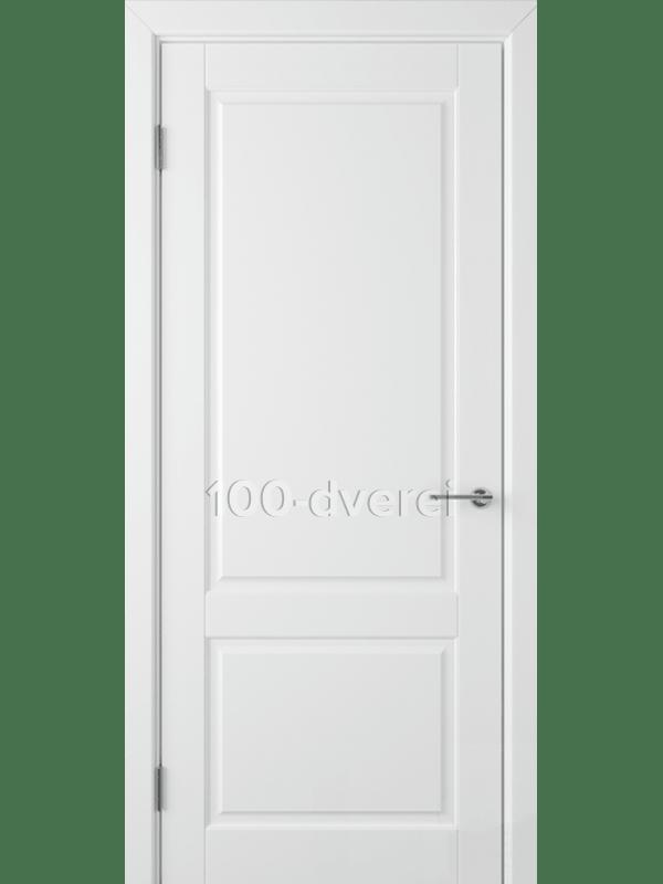Дверь Доррен ДГ Белая эмаль