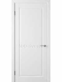 Дверь Гланта ДГ Белая эмаль