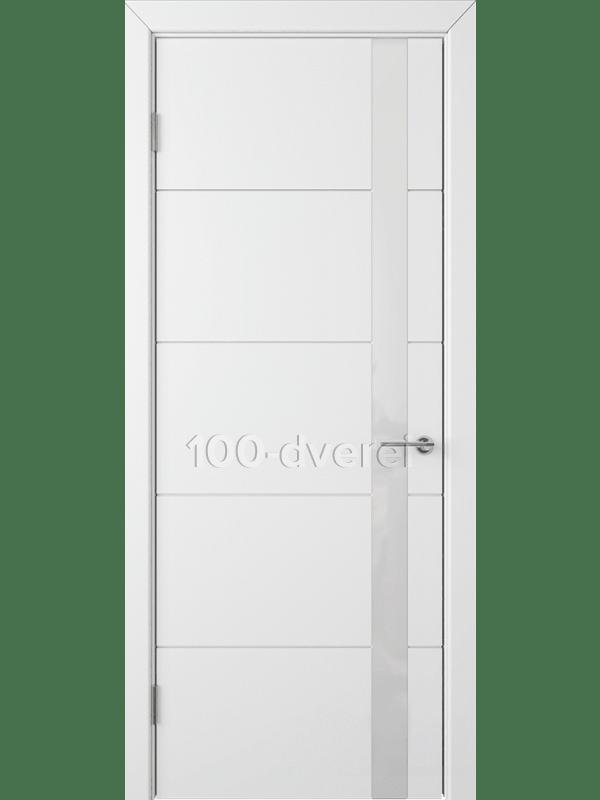 Дверь Тривиа ДО Белая эмаль