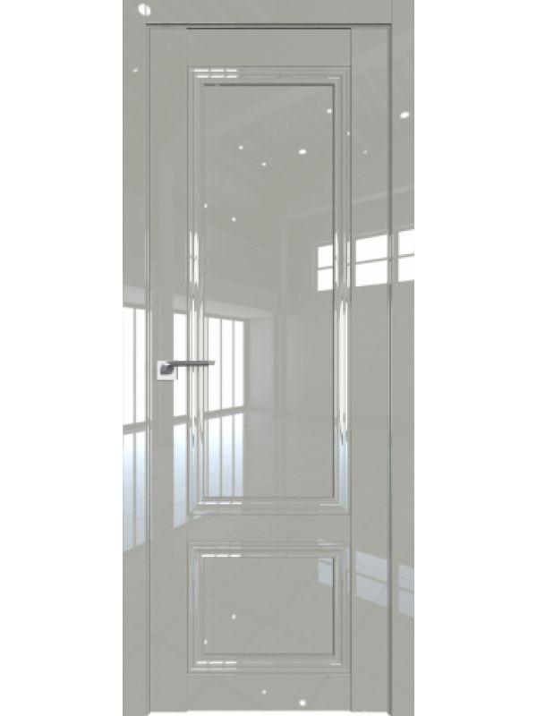 Дверь 2.102 L Галька Люкс