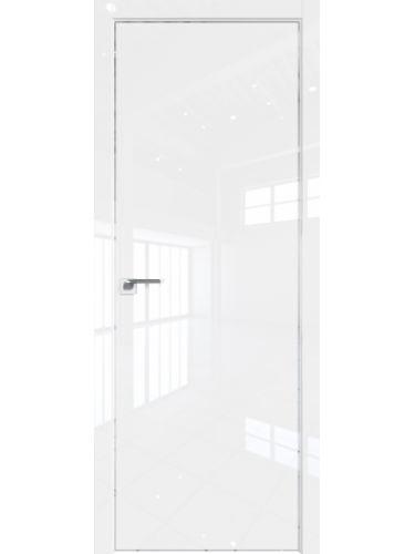 Межкомнатная дверь 1 LK Белый Люкс