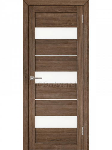 Дверь 2126 Велюр Серый
