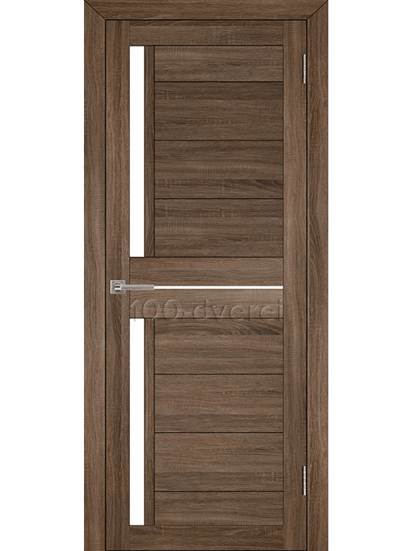 Дверь 2121 Велюр Серый
