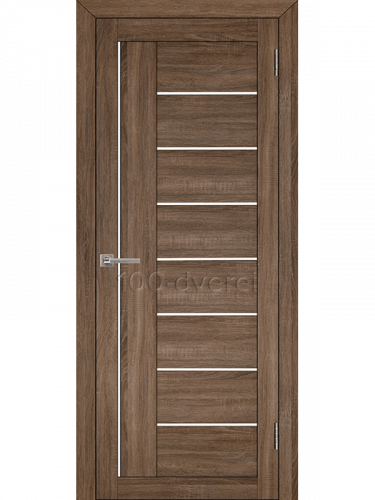 Дверь 2110 Велюр Серый