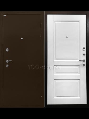 Дверь Входная Статус Белый ясень