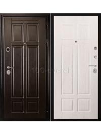 Дверь МД 07 Беленый дуб