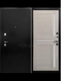 Дверь Входная Авангард Лиственница беж