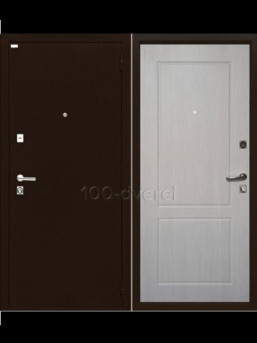 Дверь Входная Форт Люкс Капучино