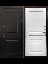 Дверь Входная Лондон 3К Белый Матовый