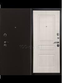 Дверь Входная Троя 3К Лиственница беж