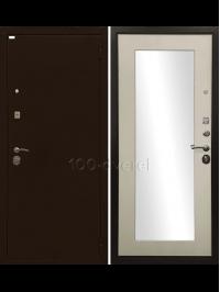 Дверь Входная  Люкс Зеркало