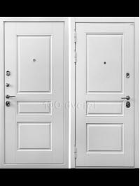 Дверь Входная Сноу 3К Силк