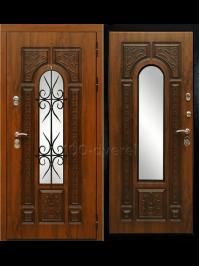 Входная дверь Рим+ковка