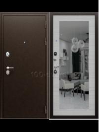 Входная дверь Спартак Зеркало
